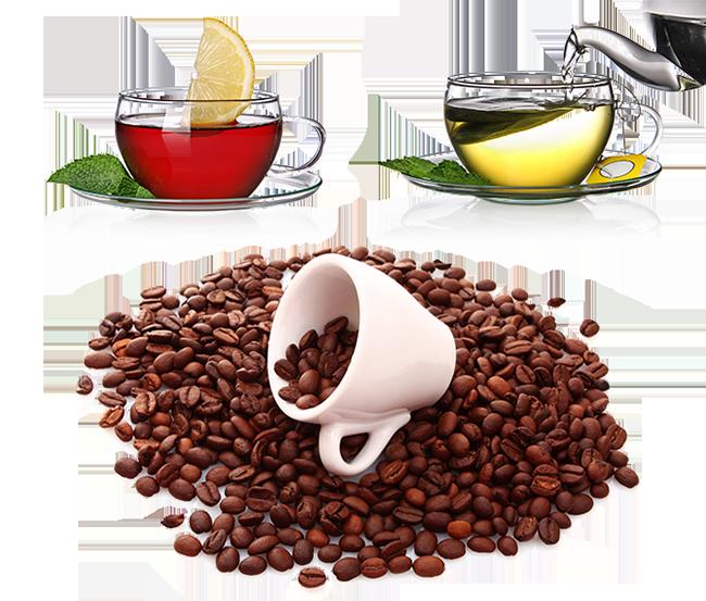 фото кофе и чай